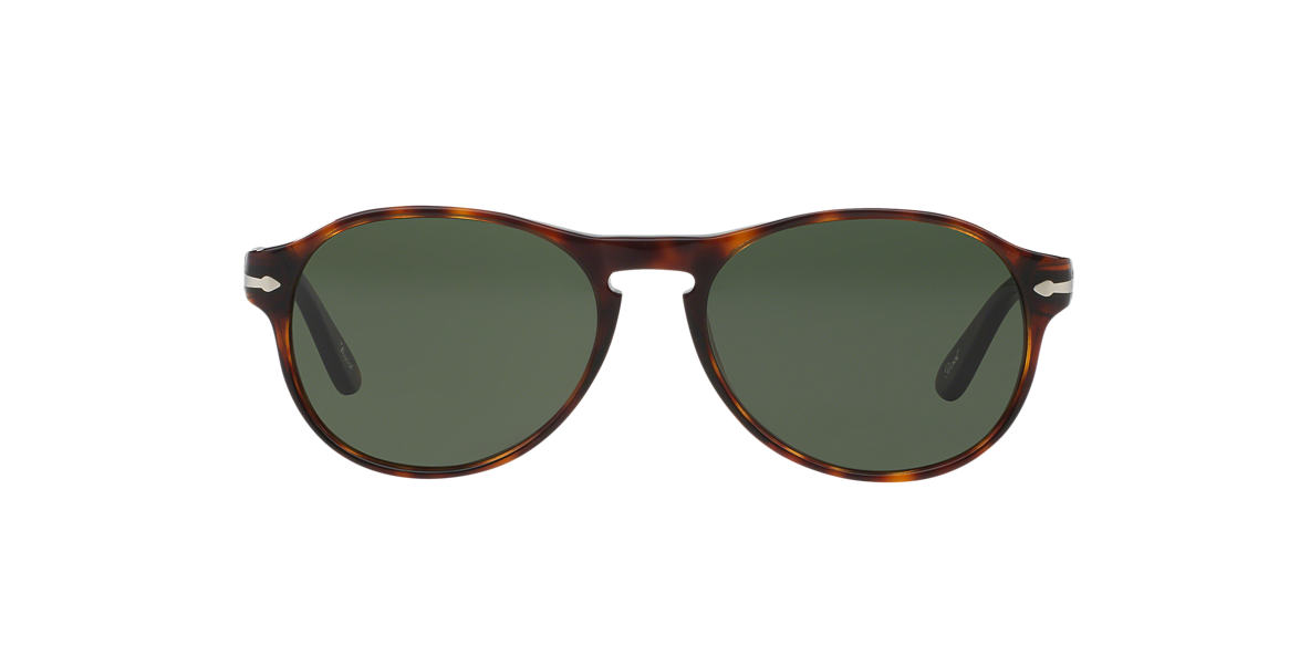 PERSOL Tortoise PO2931S Green lenses 53mm