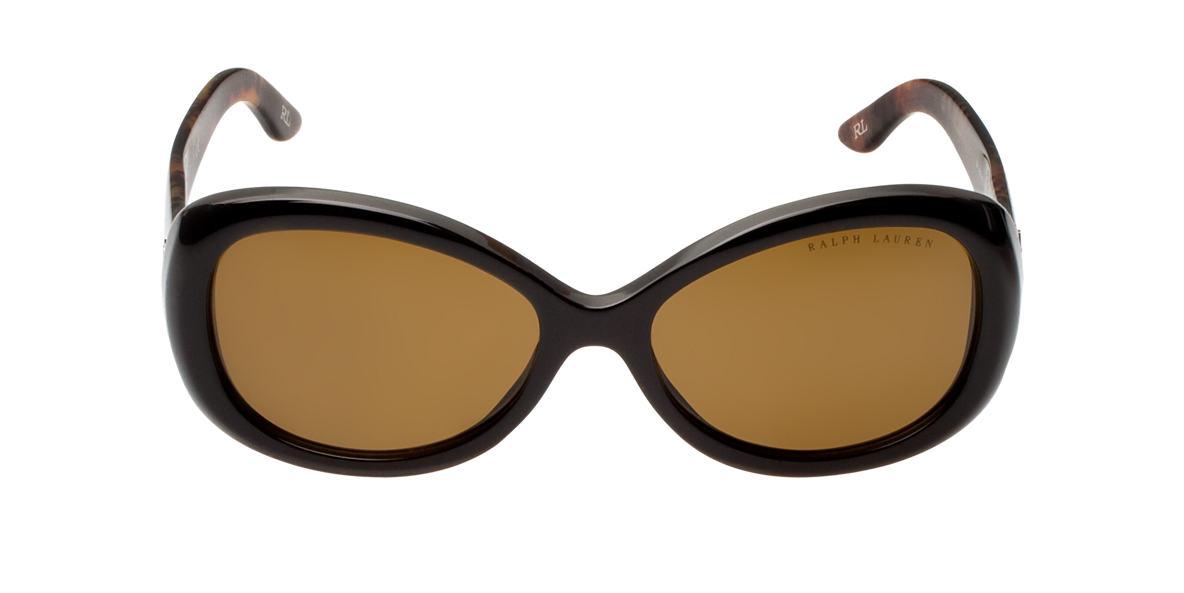 RALPH LAUREN Tortoise RL8056 Brown lenses 55mm