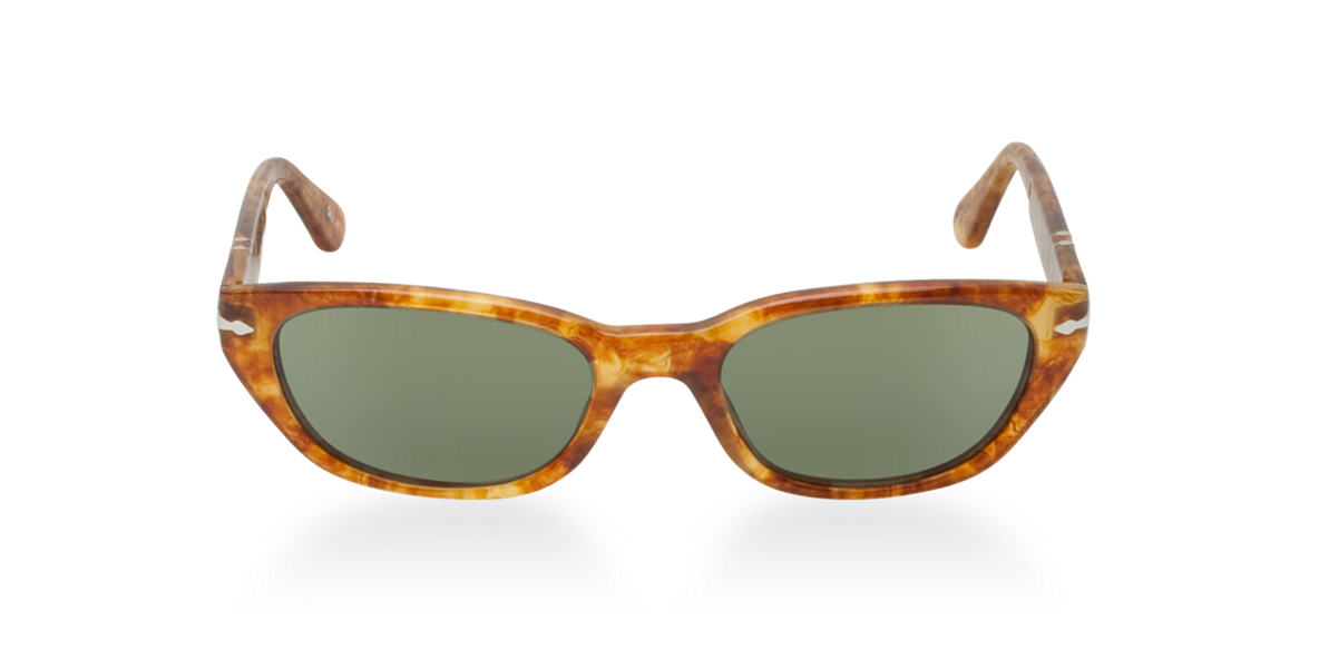 PERSOL Tortoise PO2977S 53 Green lenses 53mm
