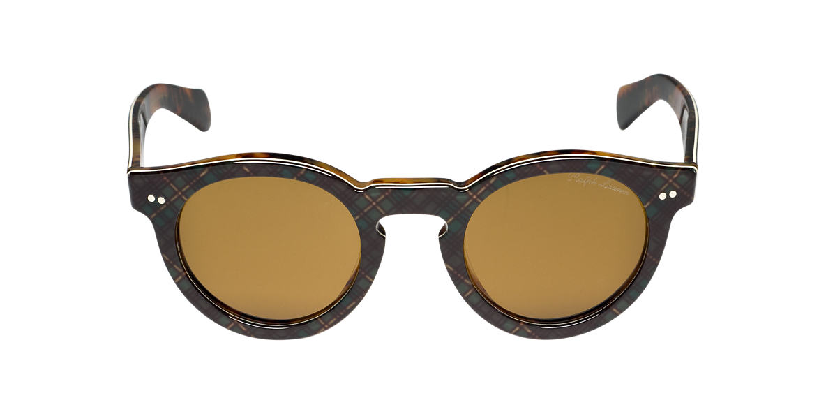 RALPH LAUREN Multicolor RL8071W Brown lenses 46mm