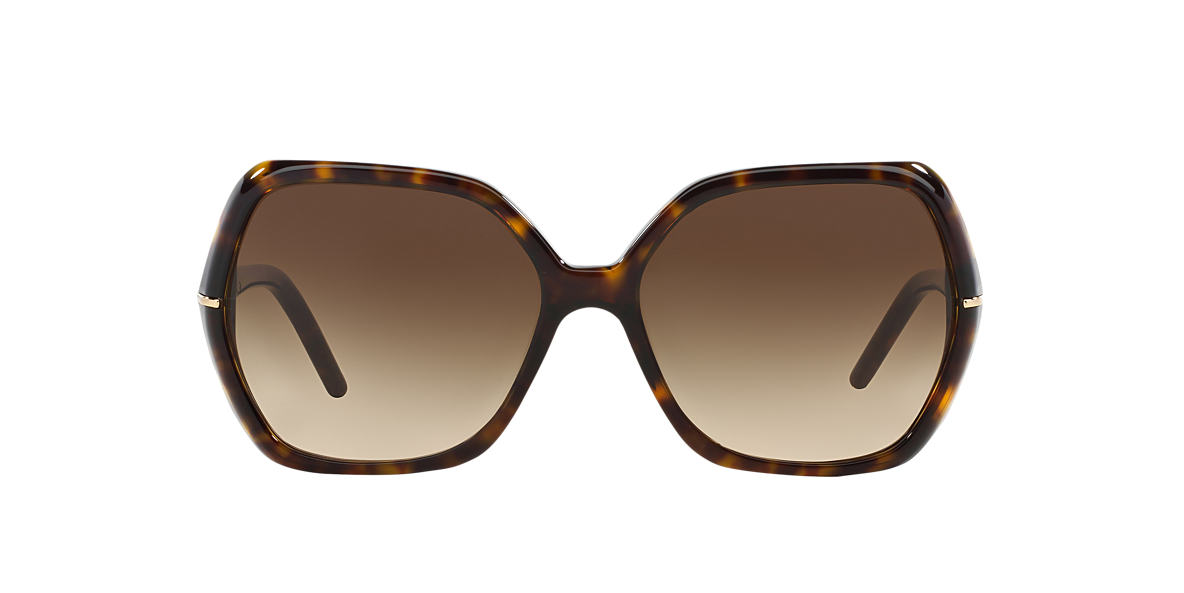 BURBERRY Tortoise BE4107 Brown lenses 60mm