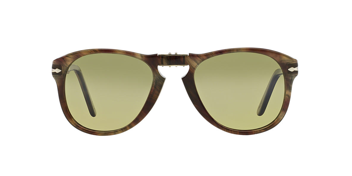 PERSOL Brown PO0714 54 Brown polarized lenses 54mm