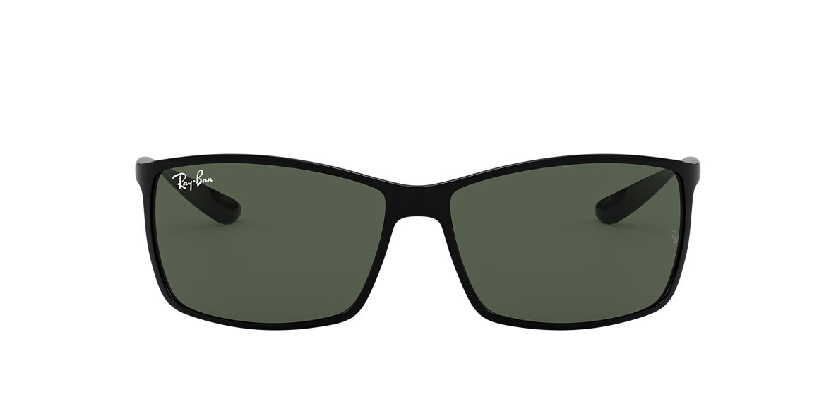 RAY-BAN Black RB4179 Green lenses 61mm