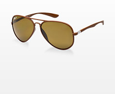 RB4180 59 AVIATOR LITEFORCE $149.98