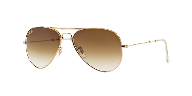 RB3479 58 AVIATOR FOLDING $204.95