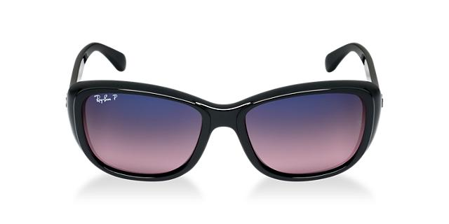 $49.99 Ray-Ban RB4174 56 Blue & Black Polarized Sunglasses