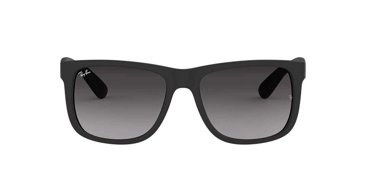 RAY-BAN Black RB4165F Grey lenses 54mm