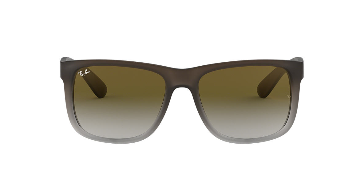 RAY-BAN Brown RB4165 Green lenses 50mm