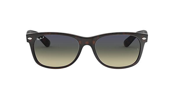 New Wayfarer Sunglasses in Tortoise Shell