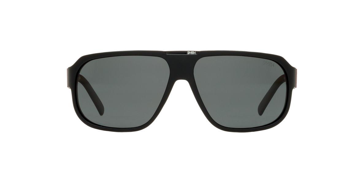 SMITH OPTICS Black GIBSON Grey polarized lenses mm