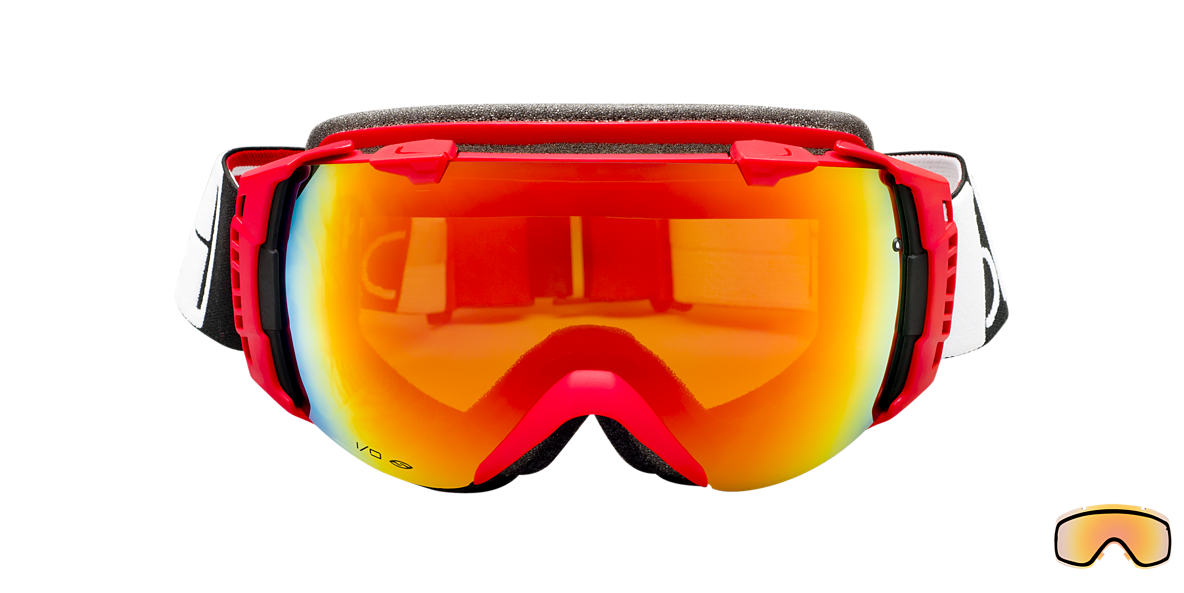 SMITH OPTICS GOGGLES Red I/O Red lenses mm