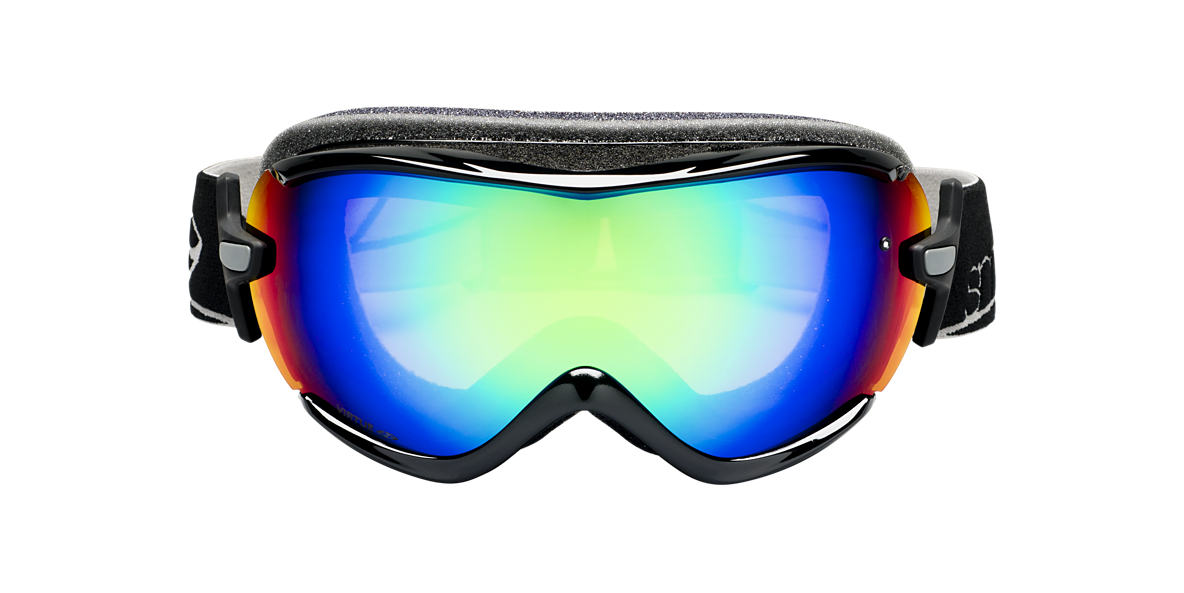 SMITH OPTICS GOGGLES Black VIRTUE Green lenses mm