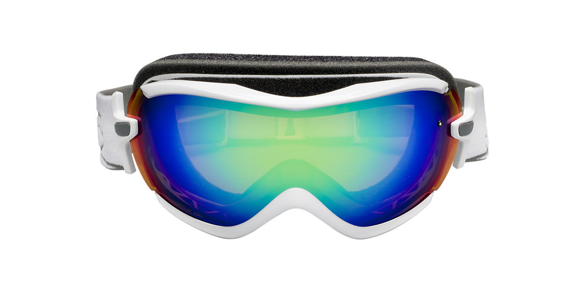 SMITH OPTICS GOGGLES White VIRTUE Green lenses mm