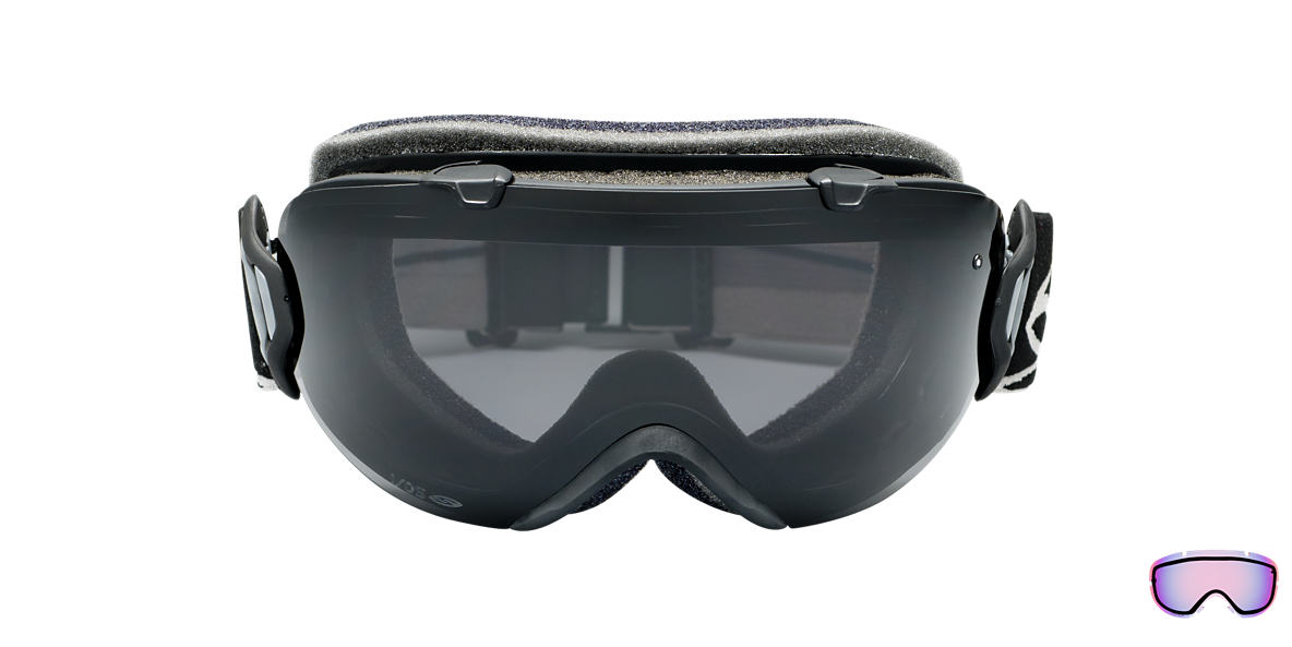 SMITH OPTICS GOGGLES Black I/OS Black lenses mm