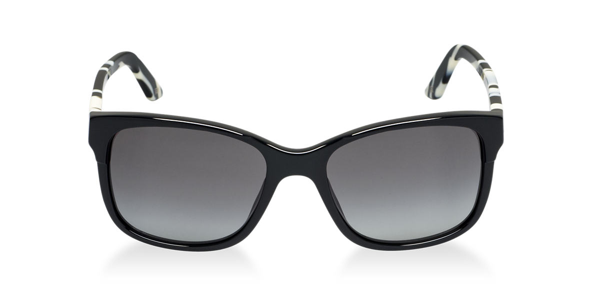 VERSACE Black VE4229 Grey lenses 55mm