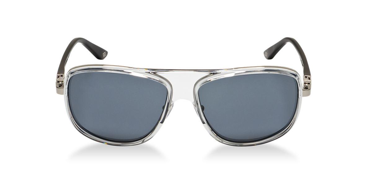 VERSACE Gunmetal VE2133 Grey lenses 59mm