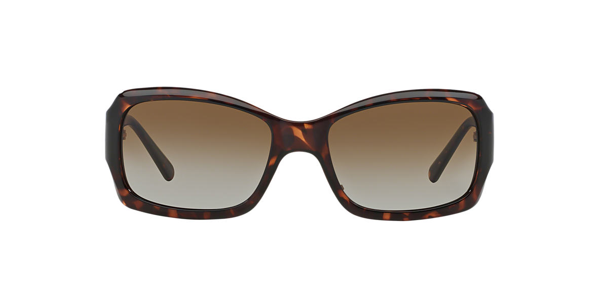 TORY BURCH Tortoise TY9028 Brown polarized lenses 56mm