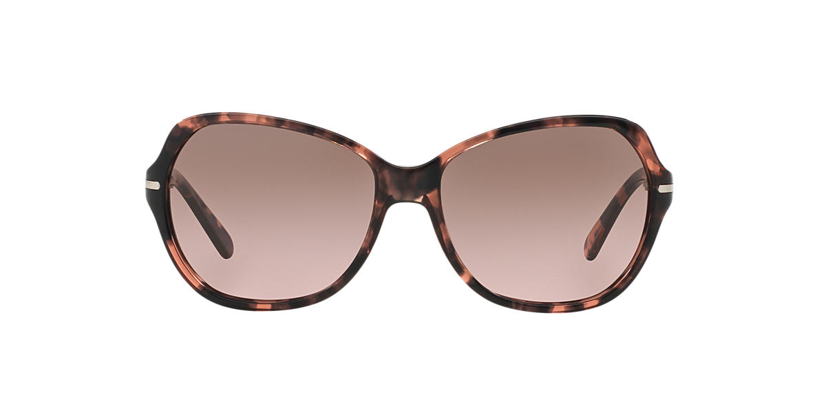 TORY BURCH Pink TY7054 Brown lenses 58mm
