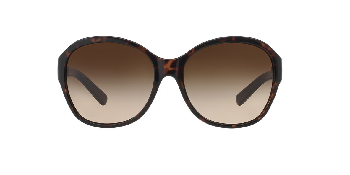 TORY BURCH Tortoise TY9029 Brown lenses 57mm