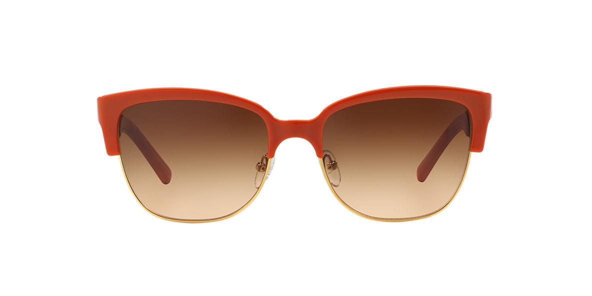 TORY BURCH Orange TY6032 Brown lenses 56mm
