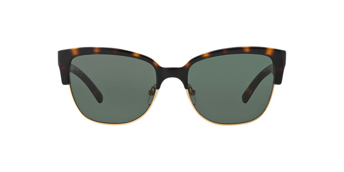 TORY BURCH Tortoise TY6032 Green lenses 56mm