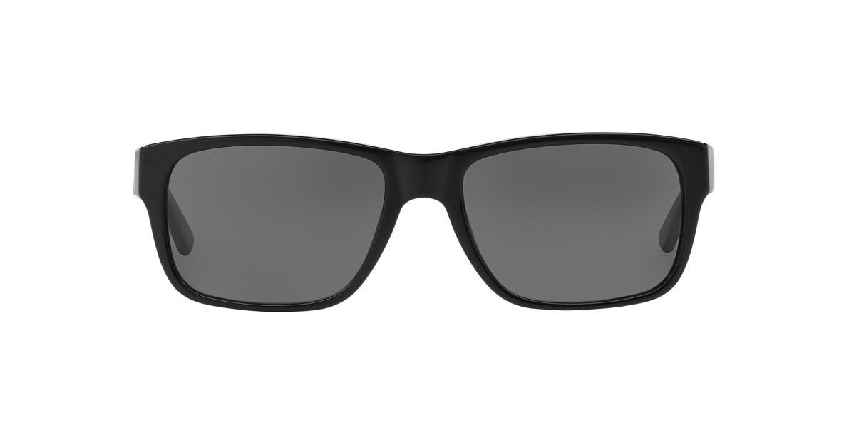 DKNY (SUN) Black DY4114 57 Grey lenses 57mm