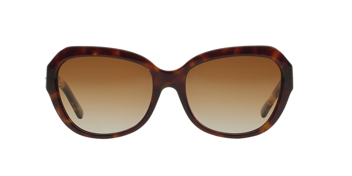 TORY BURCH Tortoise TY7071 58 Brown polarized lenses 58mm