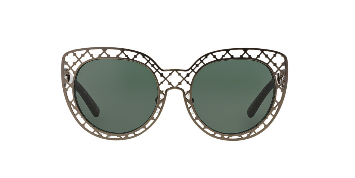TORY BURCH Gunmetal TY6039 52 Green lenses 52mm