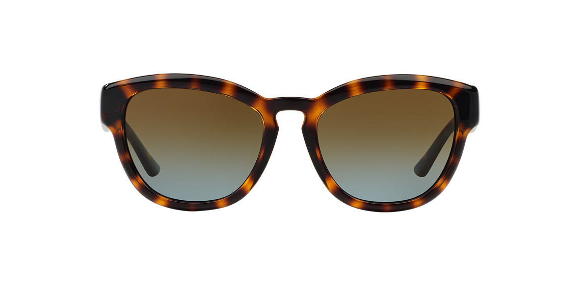 TORY BURCH Tortoise TY9040 53 Brown polarized lenses 53mm