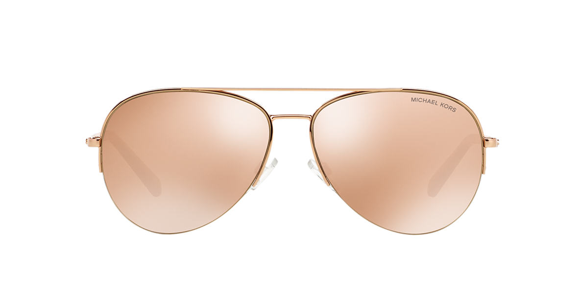 MICHAEL KORS Rose Gold MK1001 59 GRAMERCY Gold lenses 59mm