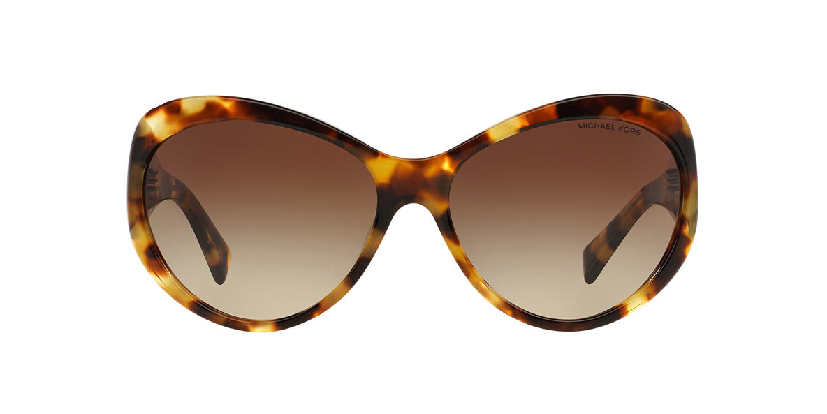 MICHAEL KORS Tortoise MK2002QM 60 BRAZIL Brown lenses 60mm