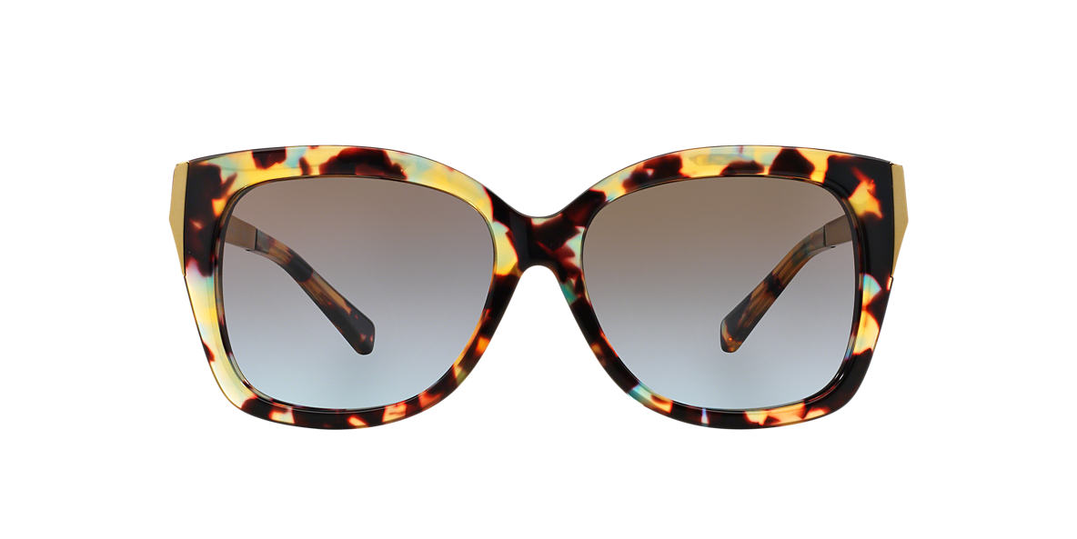 MICHAEL KORS Tortoise MK2006 57 TAORMINA Purple lenses 57mm