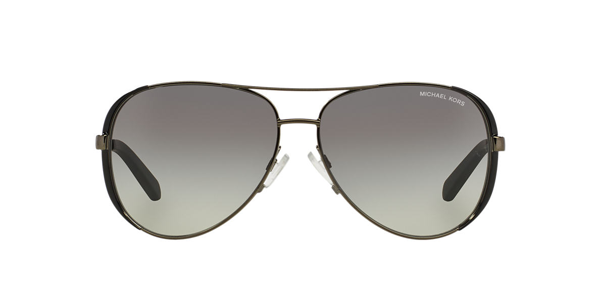 MICHAEL KORS Silver MK5004 Grey lenses 59mm
