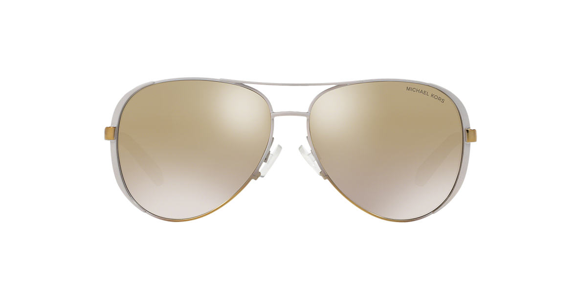 MICHAEL KORS Multicolor MK5004 59 CHELSEA Gold lenses 59mm