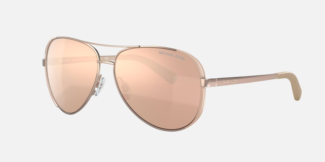 Michael Kors Gold Frame Sunglasses : Always free