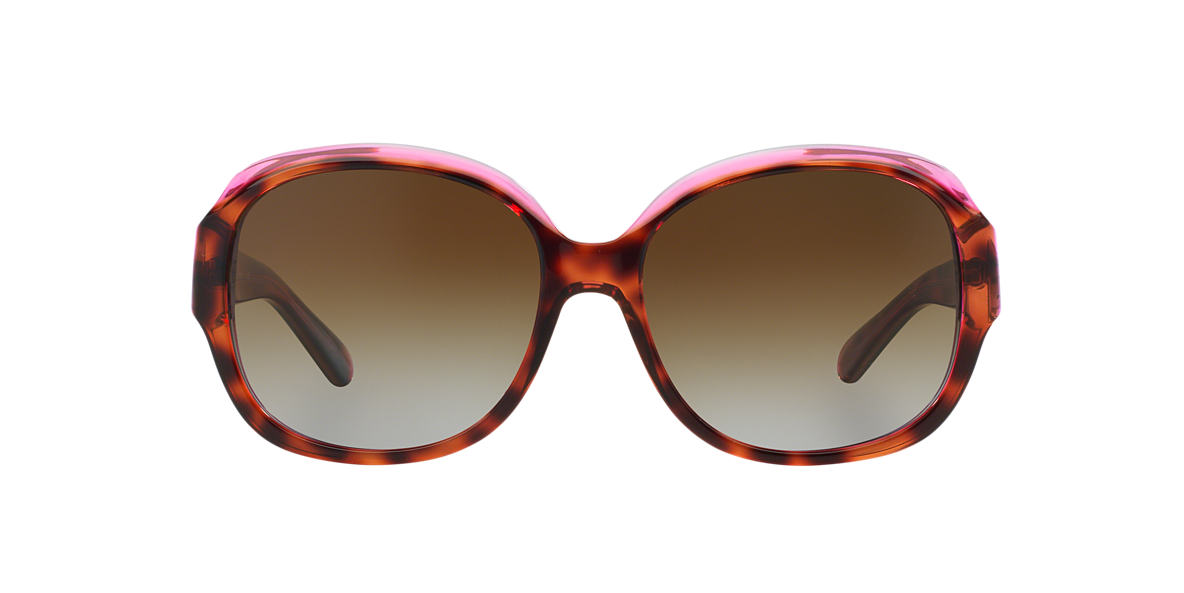 MICHAEL KORS Pink MK6004 59 KAUAI Brown polarized lenses 59mm