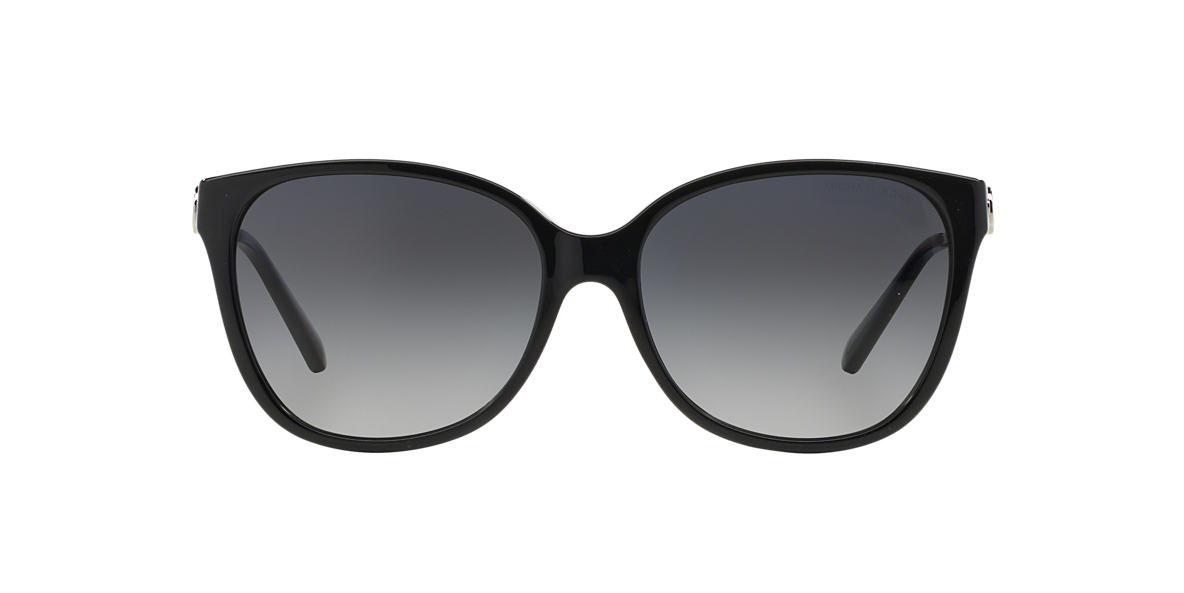 MICHAEL KORS Black MK6006 57 MARRAKESH Grey polarized lenses 57mm