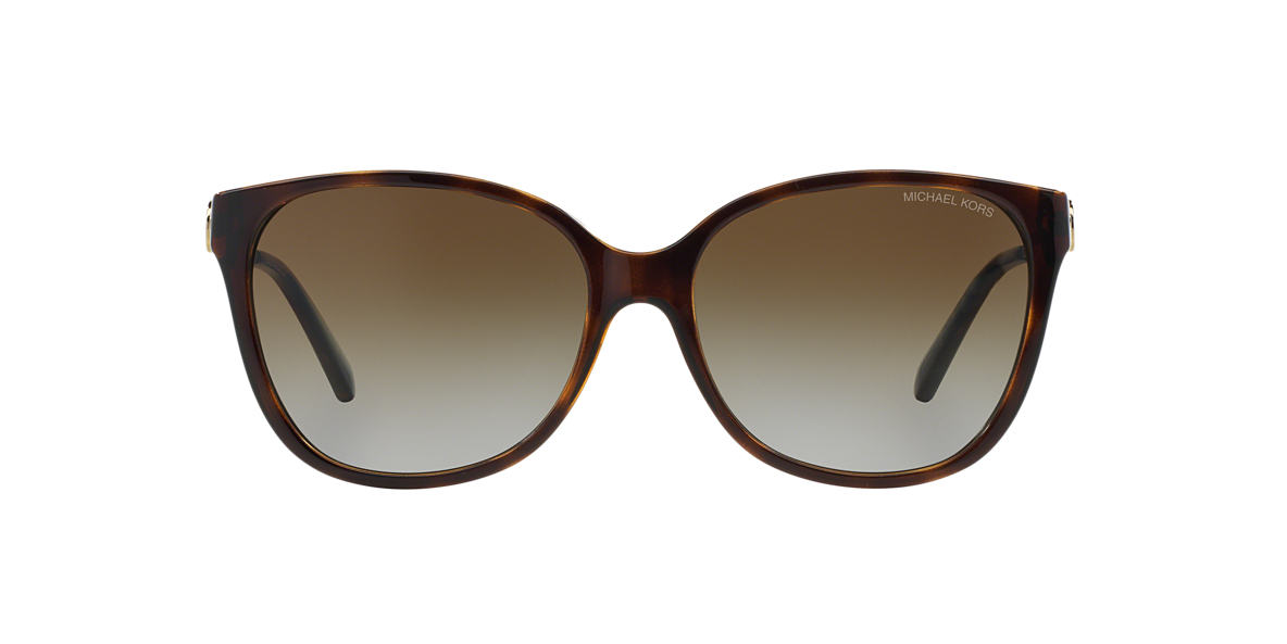 MICHAEL KORS Black MK6006 57 MARRAKESH Brown polarised lenses 57mm