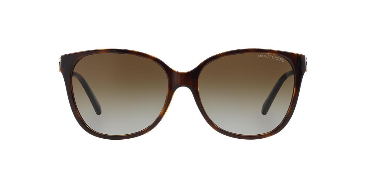 MICHAEL KORS Tortoise MK6006 57 MARRAKESH Brown polarized lenses 57mm