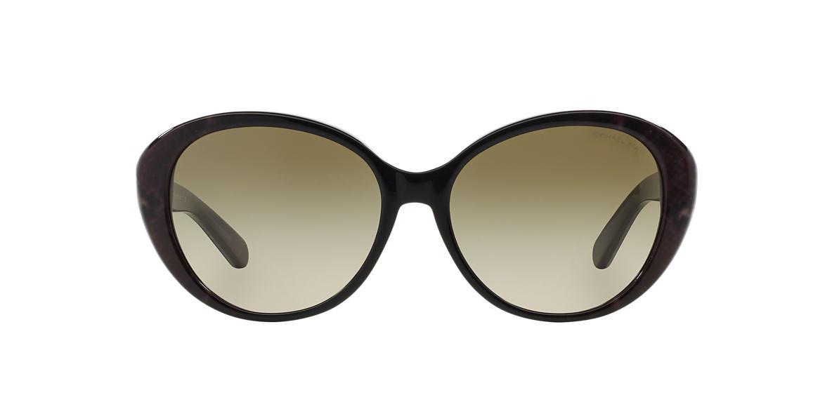 MICHAEL KORS Brown MK6012 57 PUERTO BANUS Grey lenses 57mm