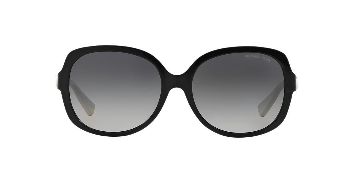 MICHAEL KORS Black MK6017 Grey polarised lenses 58mm