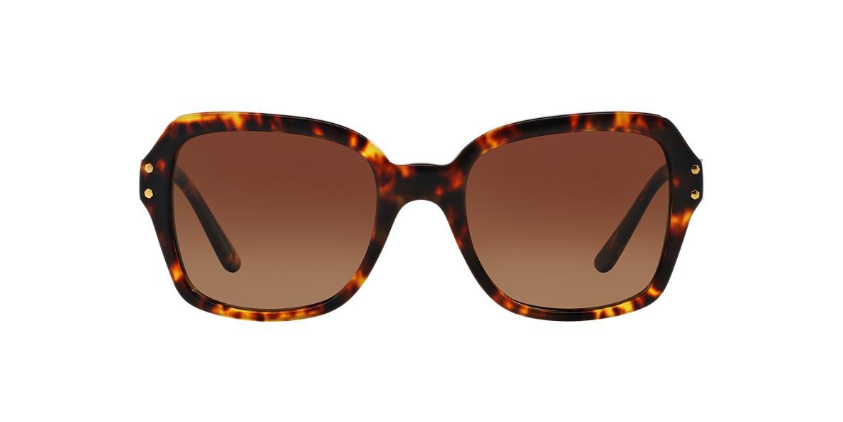TORY BURCH Tortoise TY7082 55 Brown polarized lenses 55mm