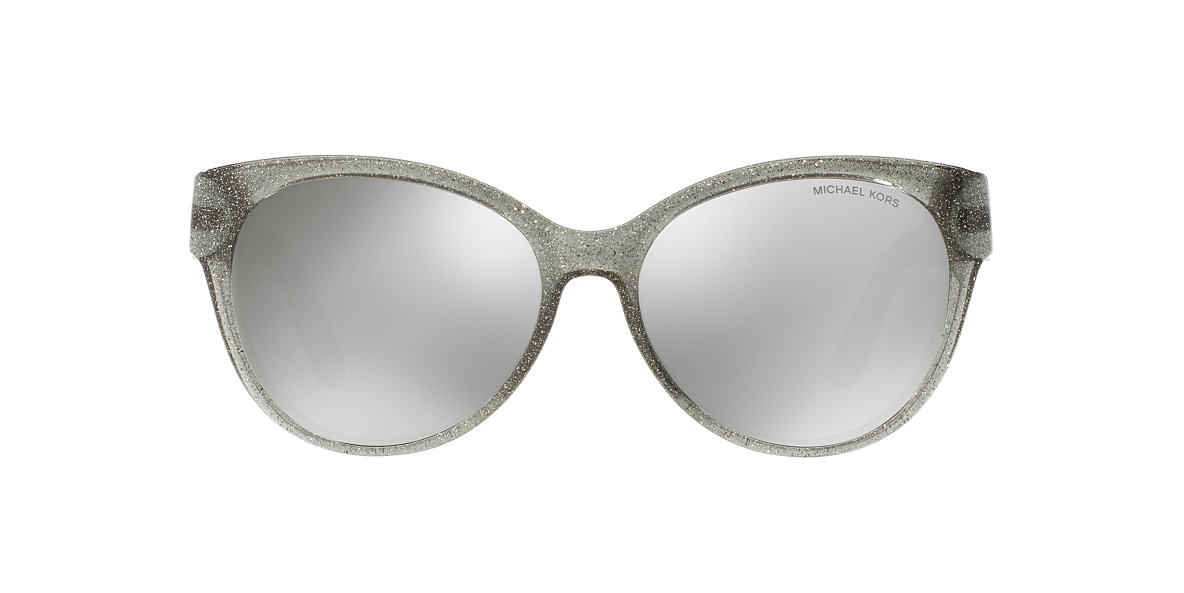 MICHAEL KORS Grey MK6026 57 TABITHA I Silver lenses 57mm