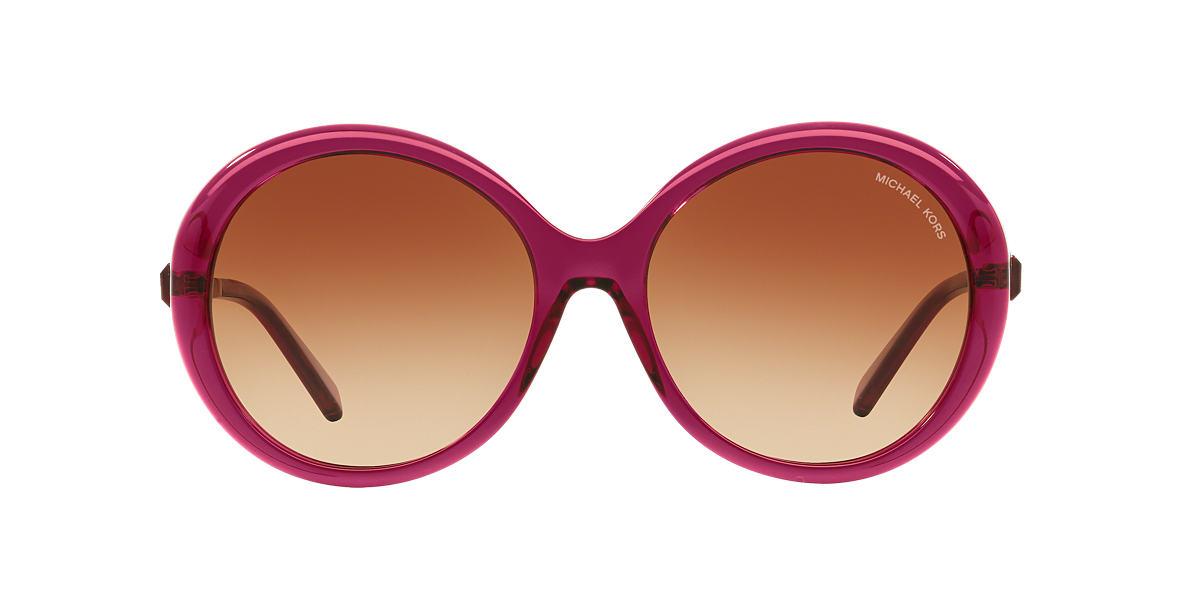 MICHAEL KORS Pink/Purple MK2015B Brown lenses 58mm