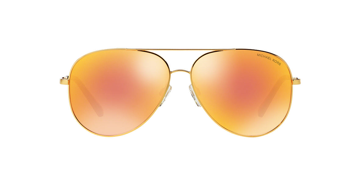 MICHAEL KORS Gold MK5016 60 KENDALL I Orange lenses 60mm