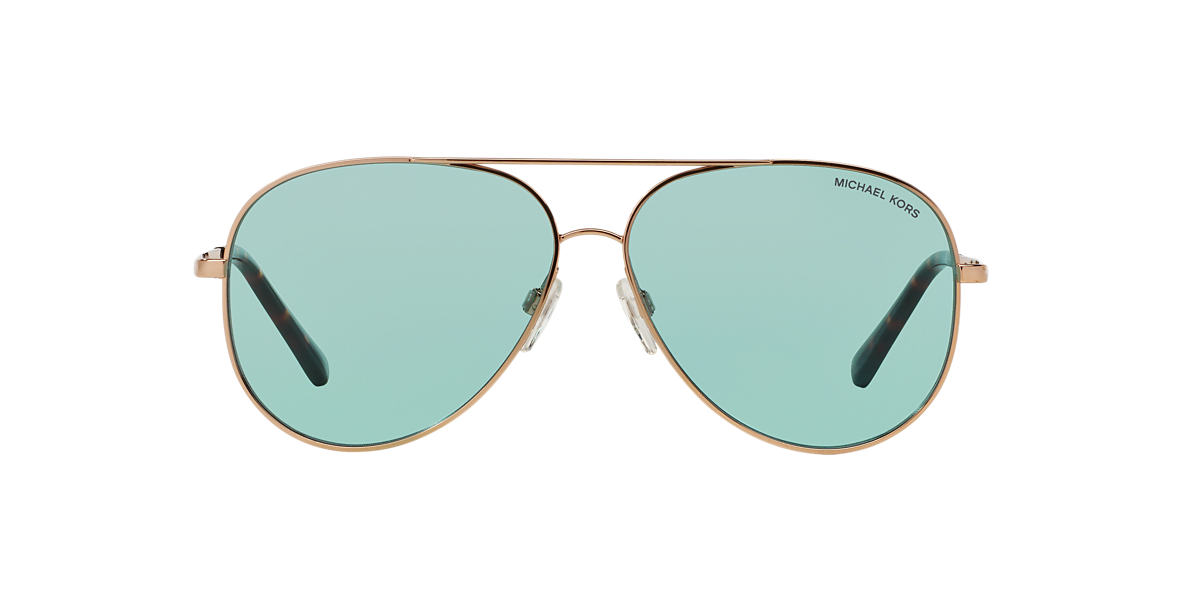 MICHAEL KORS Gold MK5016 Green lenses 60mm