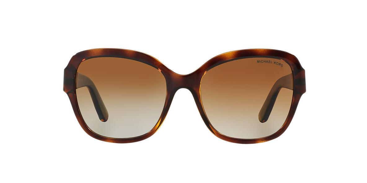MICHAEL KORS Tortoise MK6027 55 TABITHA III Brown polarized lenses 55mm
