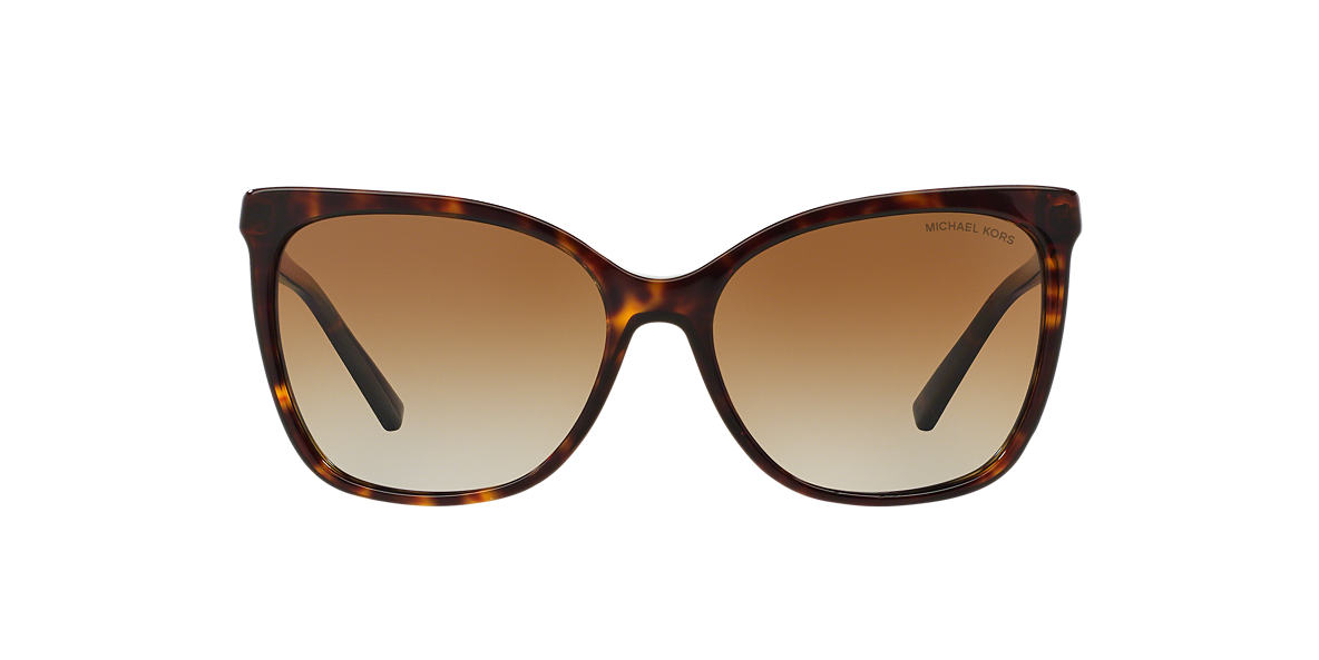 MICHAEL KORS Gold MK6029 56 MK 6029 Brown polarised lenses 56mm