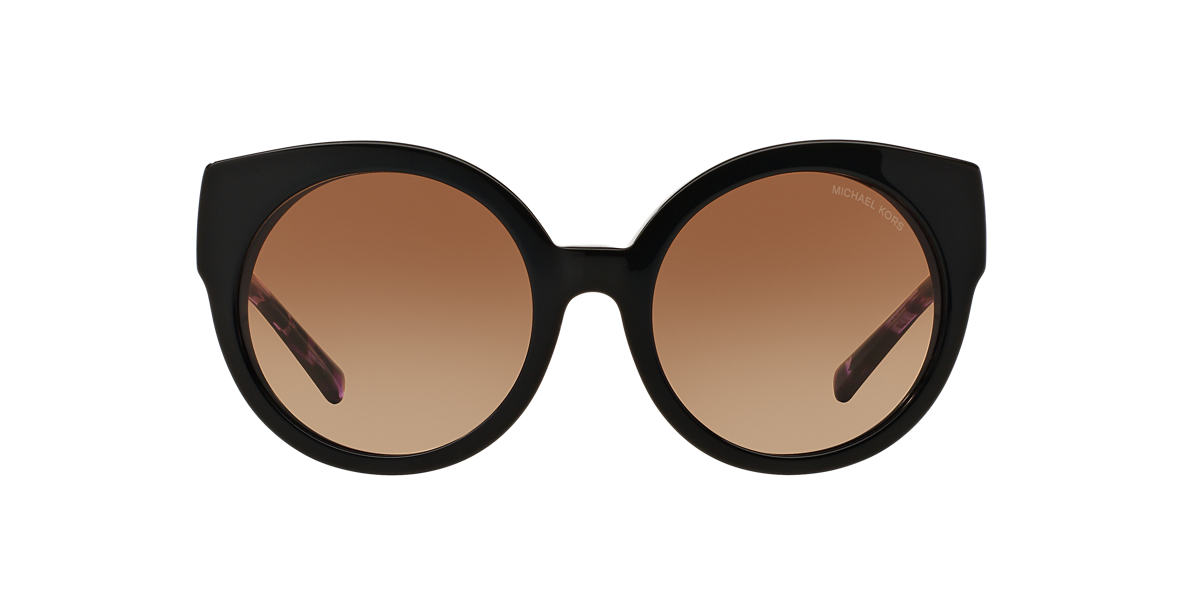 MICHAEL KORS Black MK2019 Brown lenses 55mm