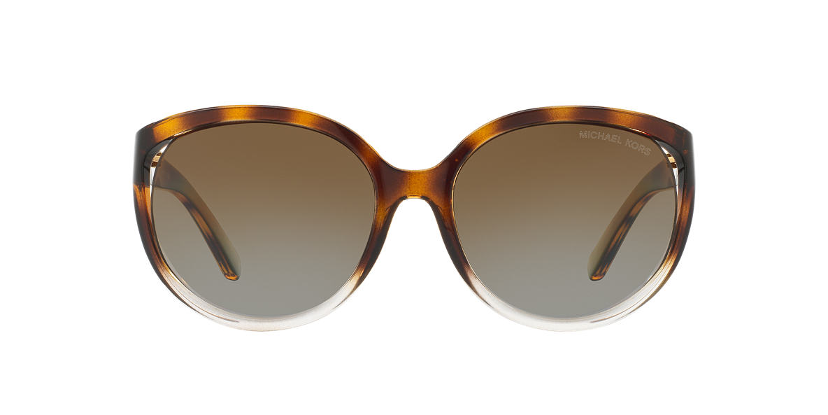 MICHAEL KORS Tortoise MK6036 Brown polarised lenses 60mm